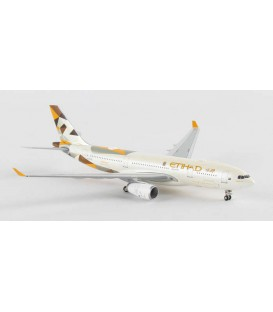 Etihad Airways Airbus A330-200 1:400