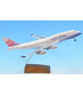 China Airlines Boeing 747-400 1:200