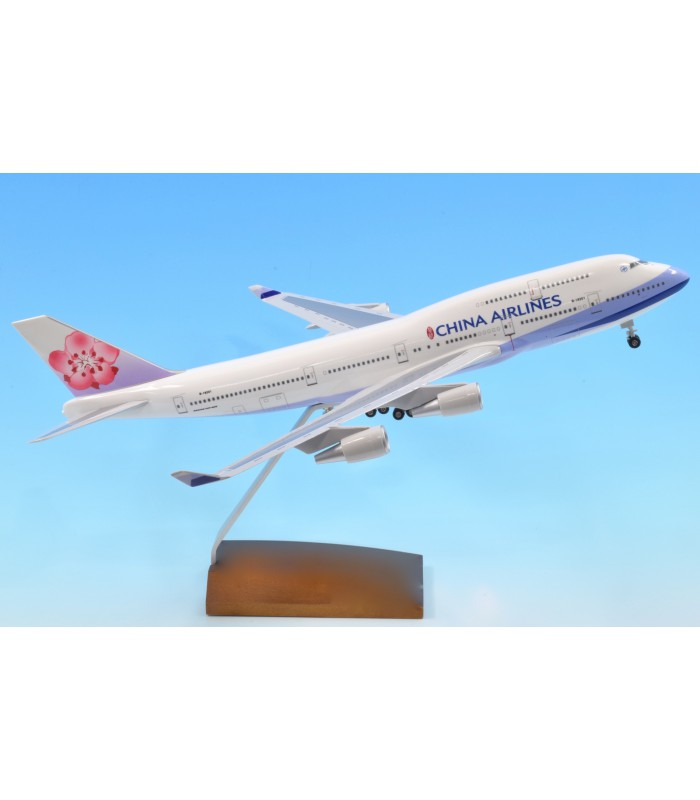 China airlines boeing 747 400 1 200 aircraft models - China eastern airlines bangkok office ...