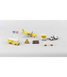 Spirit Airlines Airport Playset