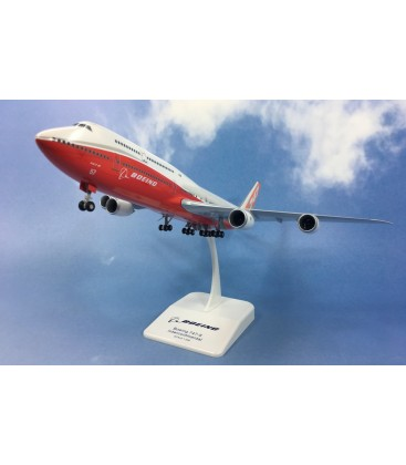 Boeing House B747-8 Sunrise Livery 1:200