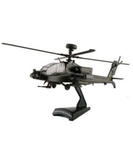 AH-64D Apache Longbow Helicopter Boeing 5600 1:100