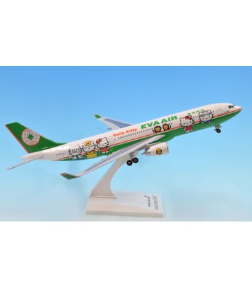 EVA Airlines Airbus A330-200 Hello Kitty 1:200