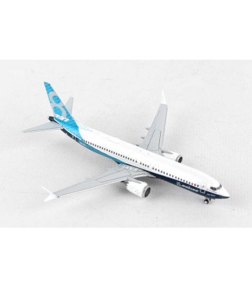 Boeing House B737-8 MAX 1:400