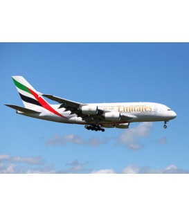 Poster - Emirates A380-800 A6-EEM