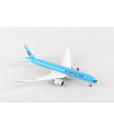 JC Wings Korean Boing 787-9 1:400