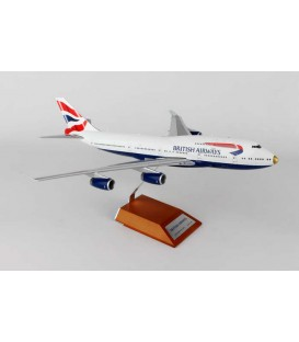 British Airways Boeing 747-400 victoRIOUS 1:200