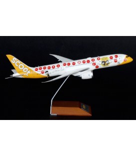 SCOOT Boeing 787-9 Singapore Anniversary 1:200