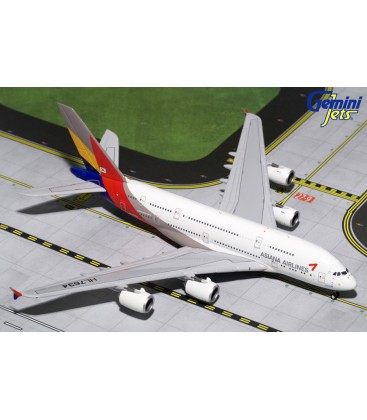 Asiana Airlines A380-800 1:400