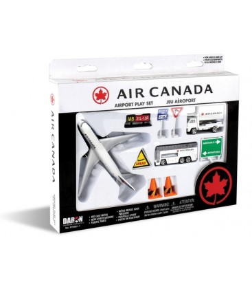 Air Canada Airport Playset-New Colour