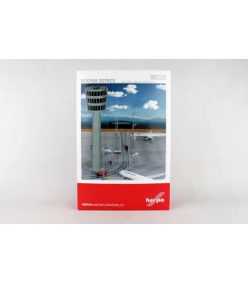Airport Tower Set 1:200