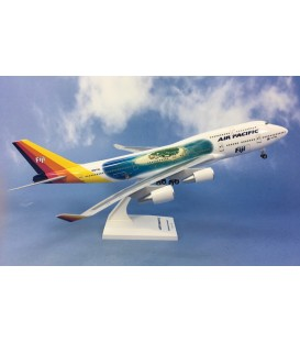 Air Pacific Boeing 747-400 Fiji Island 1:200