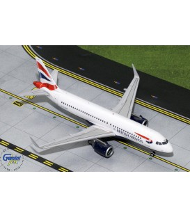 British Airways Airbus A320 NEO 1:200