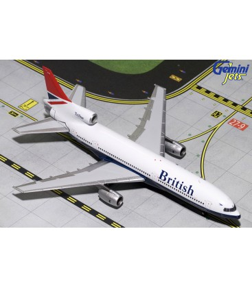 British Airways Lockheed L-1011-1 1:400