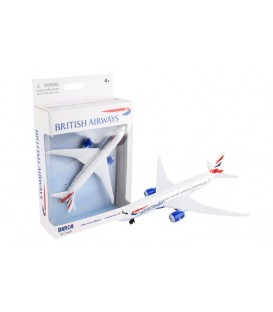 British Airways B787 Single Plane