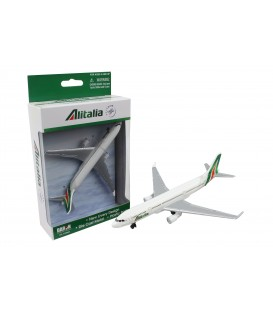 Alitalia Airlines Single plane