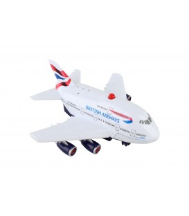 British Airways Pullback toy