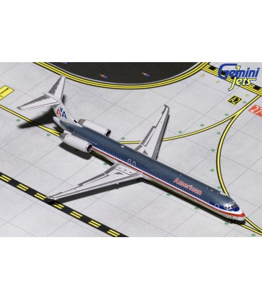 American Airlines McDonnell Douglas DC-83 1:400