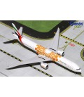 Emirates Boeing 777-300ER Orange Expo 2020 1:400