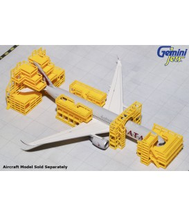 Aircraft Maintenance Scaffolding 1:400