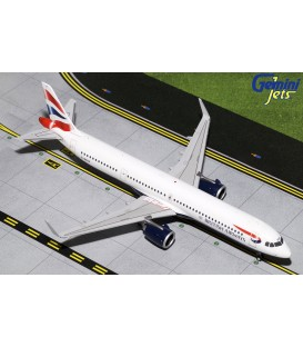 British Airways Airbus A321 NEO 1:200
