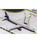 Clearance Sale! Aeroflot Airbus A321-211 w/Sharklets 1:400