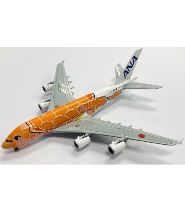 ANA Airbus A380 Flying Honu-Ka La 1:400