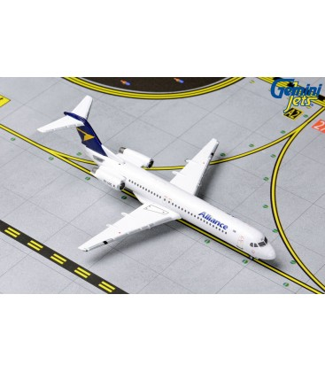 Alliance Airlines Fokker 100 1:400