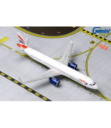 British Airways Airbus A321 NEO 1:400