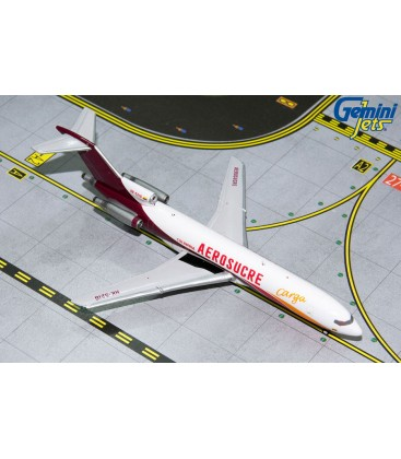 Aerosucre Colombia Cargo Boeing 727-200F 1:400
