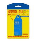 Aviationtag ATR 42-500 HK-4748 Blue