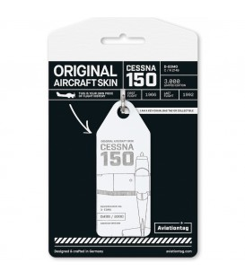 Aviationtag Cessna 150 D-EOMO