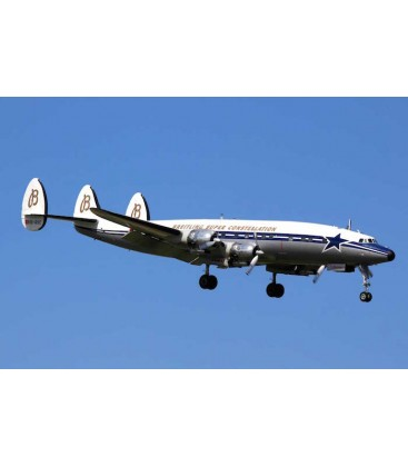 Aviationtag Lockheed Super Constellation L-1049 HB-RSC