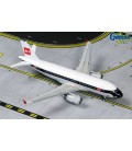 British Airways Airbus A319 BEA Retro Livery 1:400