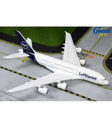 Lufthansa Airbus A380-800 1:400 New Livery