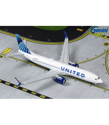 United Airlines Boeing 737-800 1:400