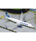 United Airlines Boeing 737-800 1:400 New Livery