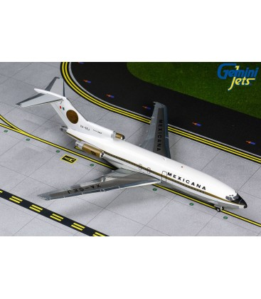 Mexicana Boeing 727-100 1:200