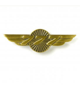 Boeing 777 Wings Pin