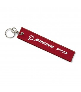 Boeing Remove Before Flight 777X Keychain