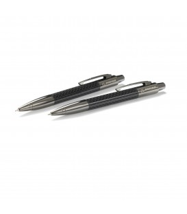 Boeing Stealth Carbon Fiber Pen/Pencil set