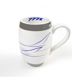 Boeing Unified 777X Engine Mug