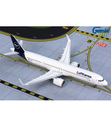 Lufthansa Airbus A321 NEO 1:400 ~ New Livery