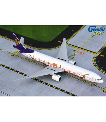"THAI Airways Boeing 777-300""Suphannahong Royal Barge"" 1:400"