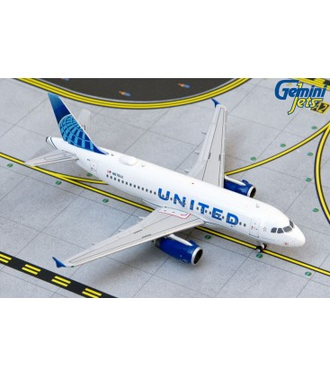 United Airlines Airbus A319 1:400
