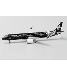 """Air New Zealand Airbus A321 neo """" All Black"""" 1:400"""