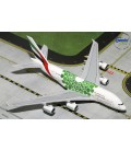Clearnce Sale! Emirates Airbus A380-800 Green EXPO 2020 1:400
