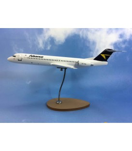 Alliance Airlines Fokker 100 1:100