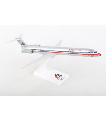 American Airlines McDonnell Douglas MD-80 1:150