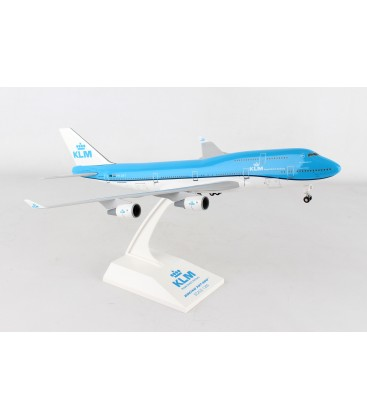 KLM (Royal Dutch Airlines) Boeing 747-400 1:200